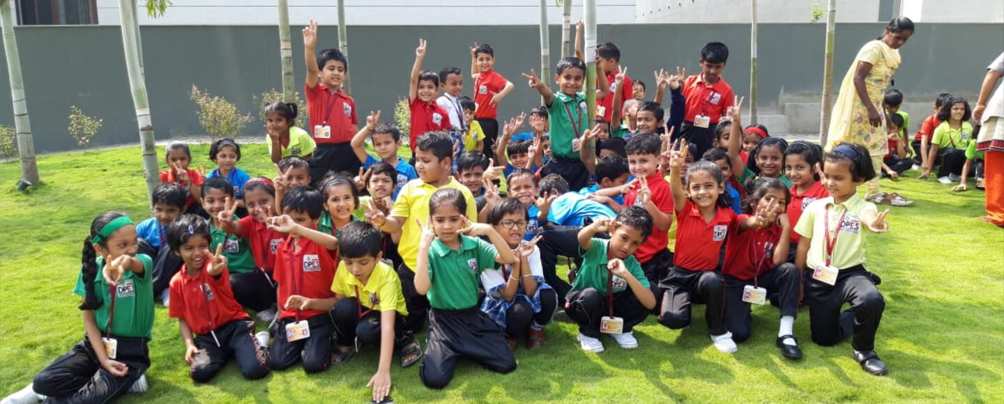 We Educate Happy, Healthy and Environmentally Aware Children